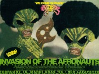 Invasion of the Afronauts